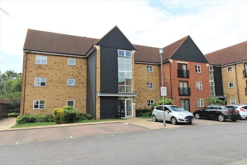 2 Bedrooms Apartment Flat for sale in Trelawney Place, Grays, RM16