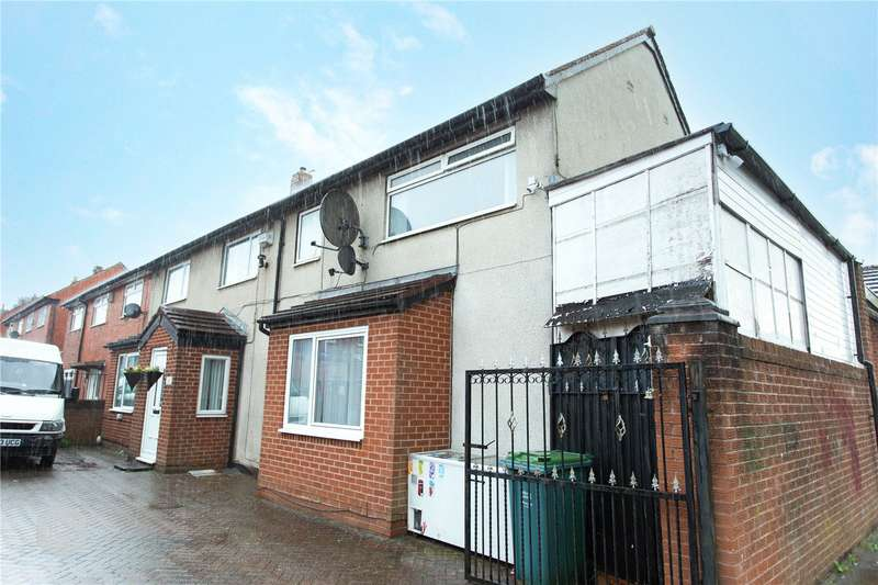 3 Bedrooms Semi Detached House for sale in Nugent Road, Bolton, BL3