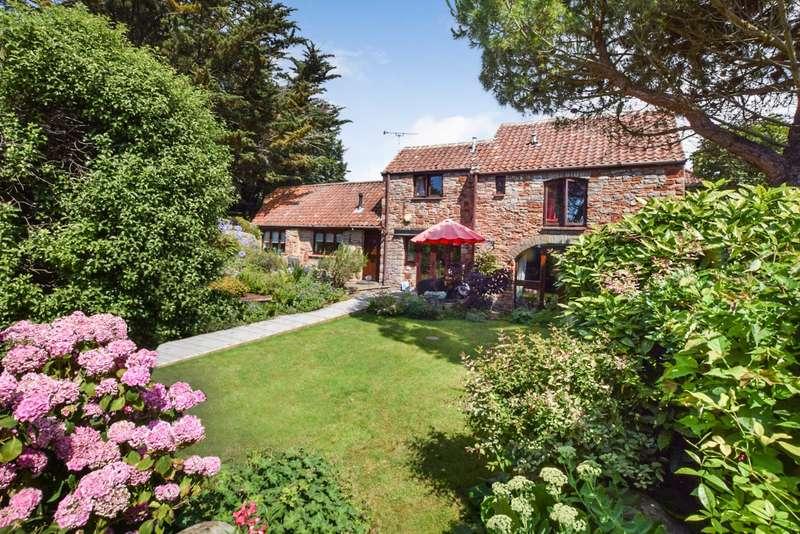4 Bedrooms Detached House for sale in Kent Road, Congresbury, Bristol, BS49 5BD