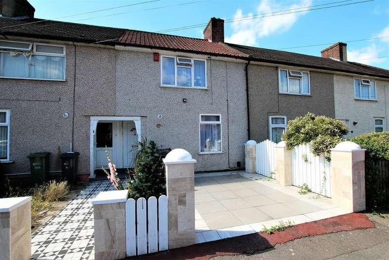 2 Bedrooms Terraced House for sale in Fanshawe Crescent, Dagenham, Essex, RM9 5EB