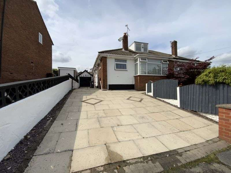 3 Bedrooms Property for sale in Thompson Road, Danebank, Denton, Manchester, M34