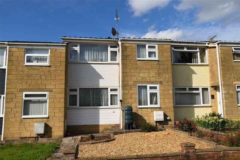 3 Bedrooms Terraced House for sale in Northfield, Yate, Bristol, BS37