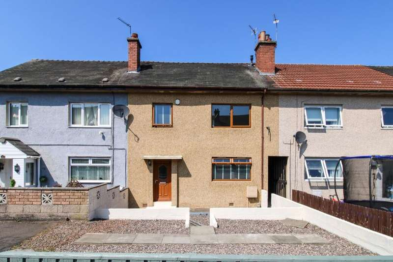 3 Bedrooms Terraced House for sale in Seton Terrace, Kennoway, Leven, KY8