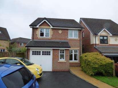 3 Bedrooms Detached House for sale in Sedum Gardens, Huncoat, Accrington, Lancashire