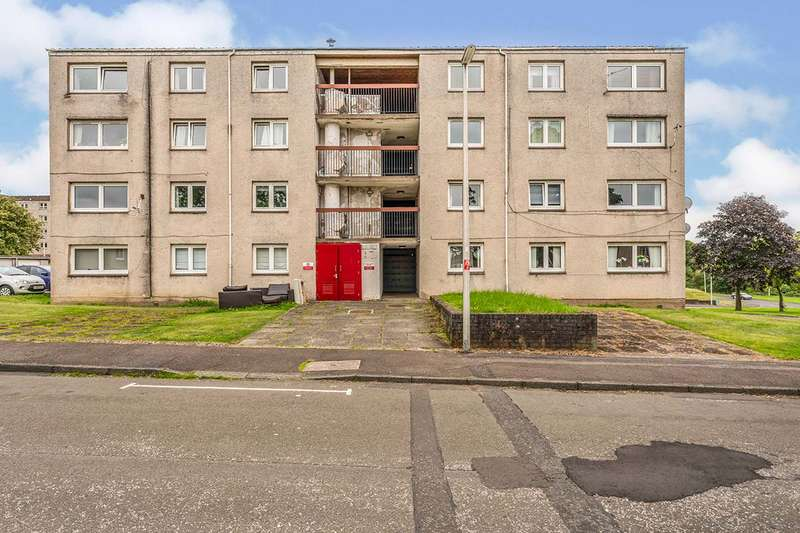 2 Bedrooms Apartment Flat for sale in Henryson Road, Dunfermline, Fife, KY11