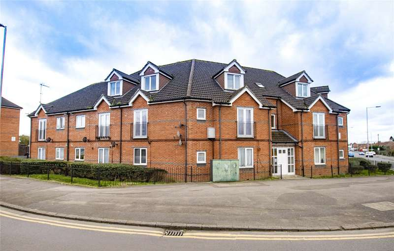 2 Bedrooms Apartment Flat for sale in Carousel Court, Northumberland Avenue, Reading, Berkshire, RG2