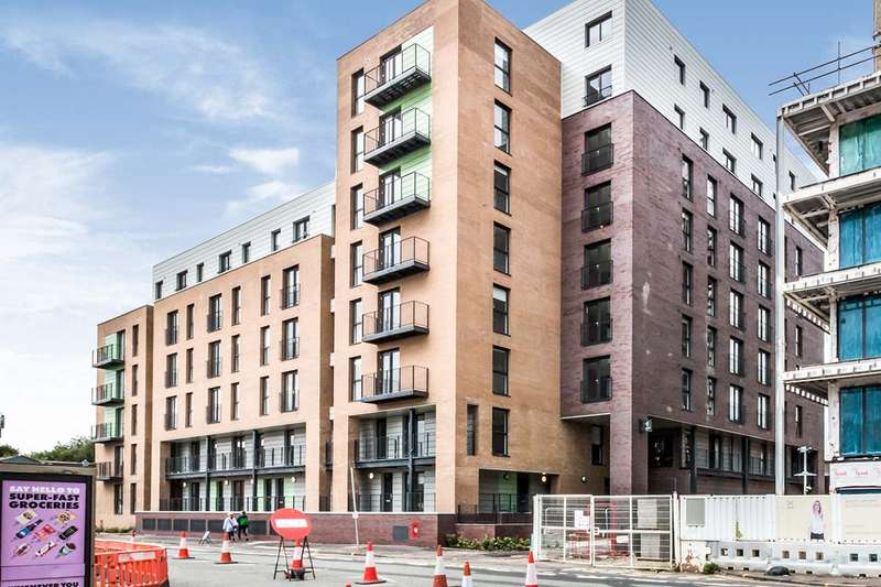 1 Bedroom Apartment Flat for rent in 4 Liverpool Street, Salford, M5