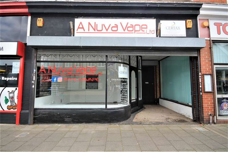 Commercial Property for sale in High Street, Clacton on Sea