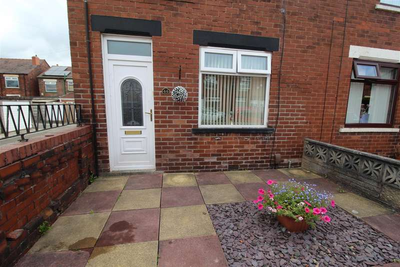 2 Bedrooms End Of Terrace House for sale in Ratcliffe Street, Springfield, Wigan, WN6 7LT