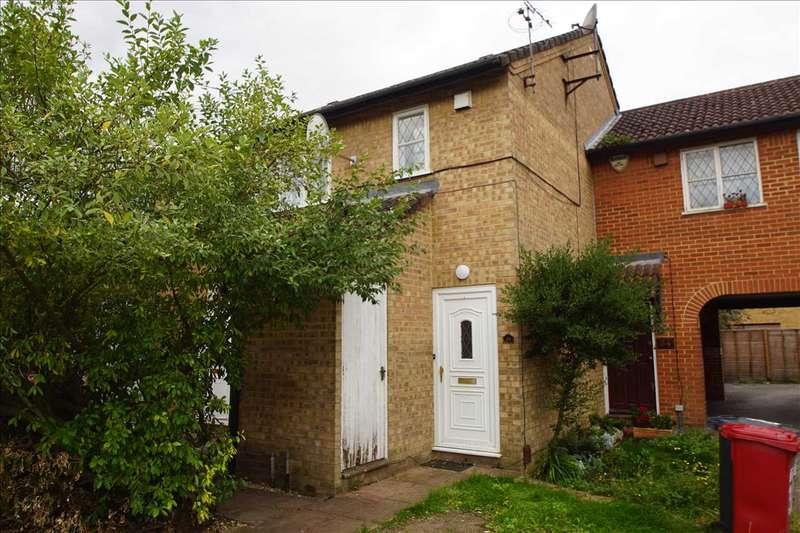 1 Bedroom Maisonette Flat for sale in Bridlington Spur, Cippenham