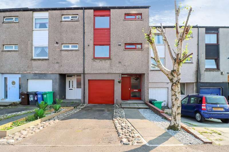 4 Bedrooms House for sale in Ivanhoe Drive, Glenrothes, Fife, KY6