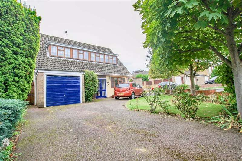 3 Bedrooms Detached House for sale in Nursery Road, Brentwood, Essex