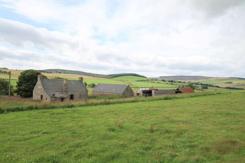 Property for sale in Upper Hillside, Cairnie, Keith, AB55