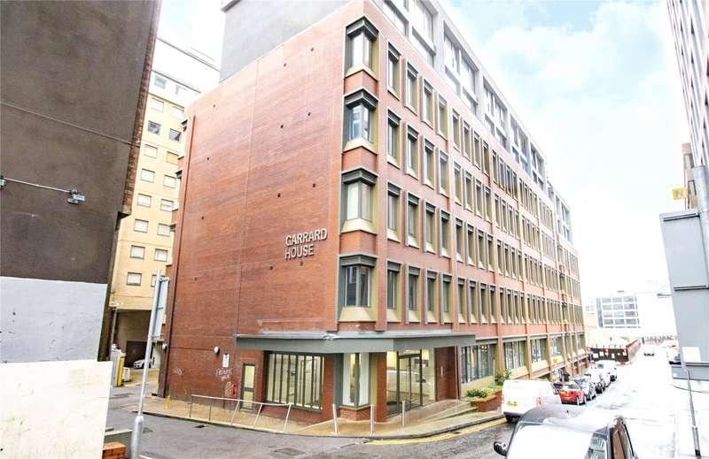 1 Bedroom Apartment Flat for sale in Garrard House, 30 Garrard Street, Reading, Berkshire, RG1