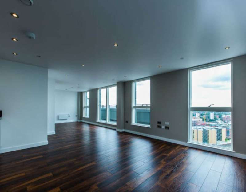 2 Bedrooms Apartment Flat for sale in Regent Road, Salford, M5