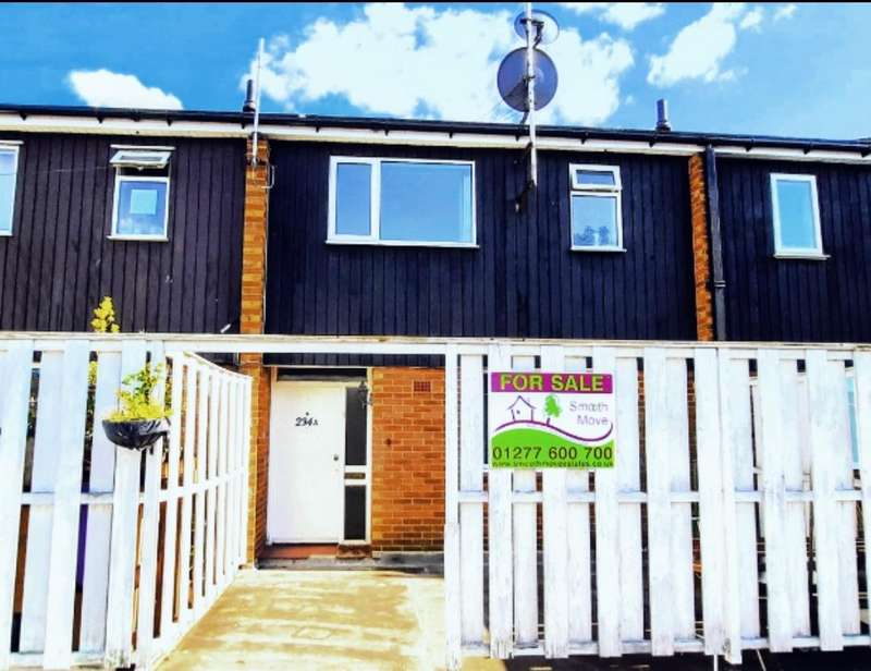 2 Bedrooms Maisonette Flat for sale in Hutton Road, Shenfield, Brentwood