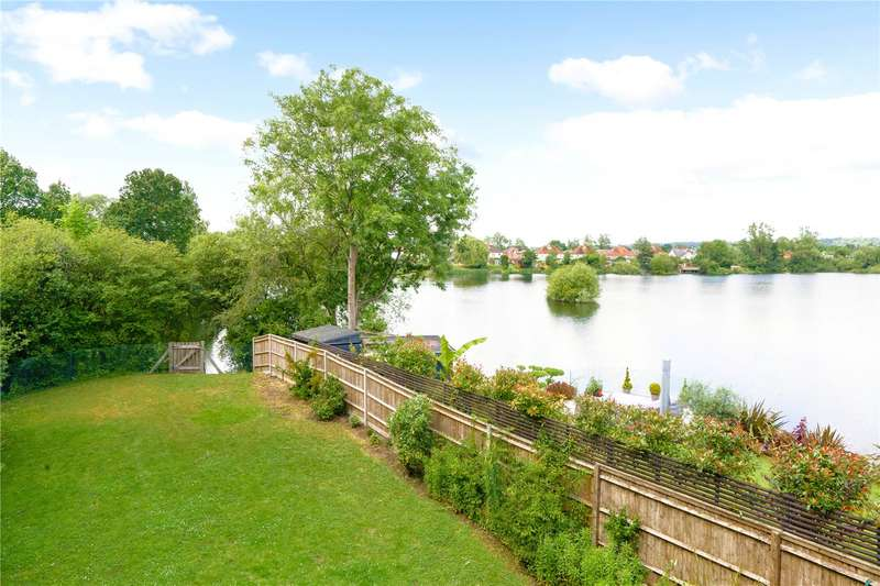 5 Bedrooms Detached House for sale in Ray Mill Road East, Maidenhead, Berkshire, SL6
