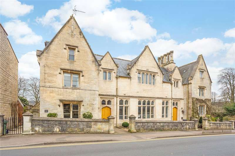 2 Bedrooms Flat for sale in Stroud Road, Painswick, Stroud, Gloucestershire, GL6