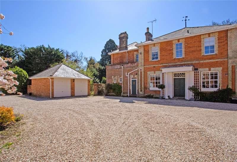 5 Bedrooms Semi Detached House for sale in Lavender Park, Swinley Road, Ascot, Berkshire, SL5