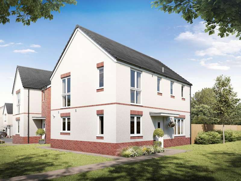 3 Bedrooms House for sale in The Lockwood Corner, Bishops Mead, Par Four Lane, Lydney, GL15 5GB