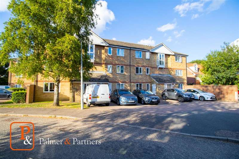 2 Bedrooms Flat for sale in The Rookeries, London Road, Marks Tey, Colchester CO6