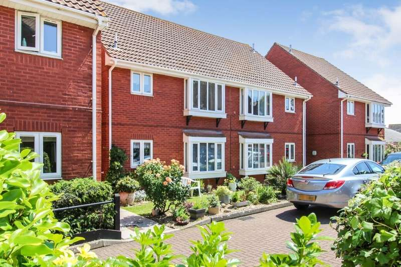 2 Bedrooms Flat for sale in Clockhouse Mews, Portishead, Bristol, BS20