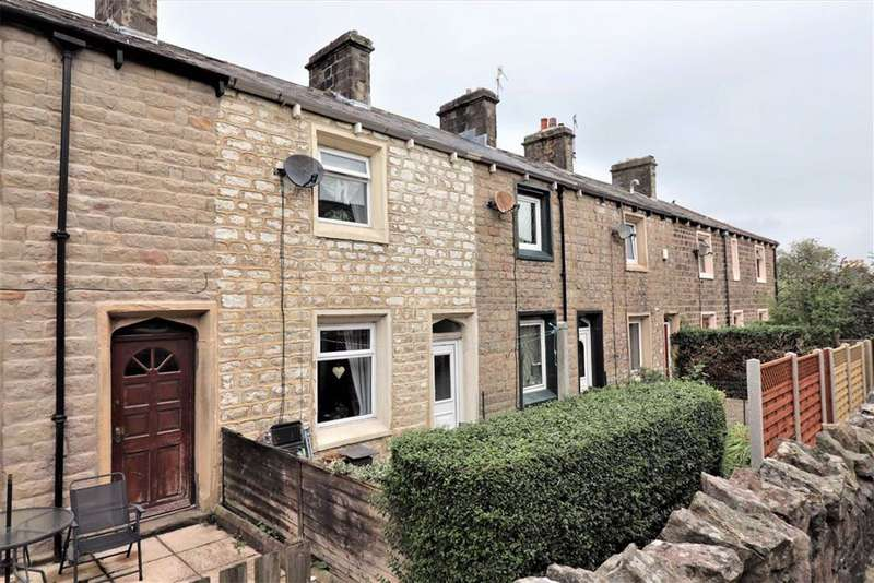 1 Bedroom Terraced House for sale in Wellhouse Square, Barnoldswick, Lancashire, BB18