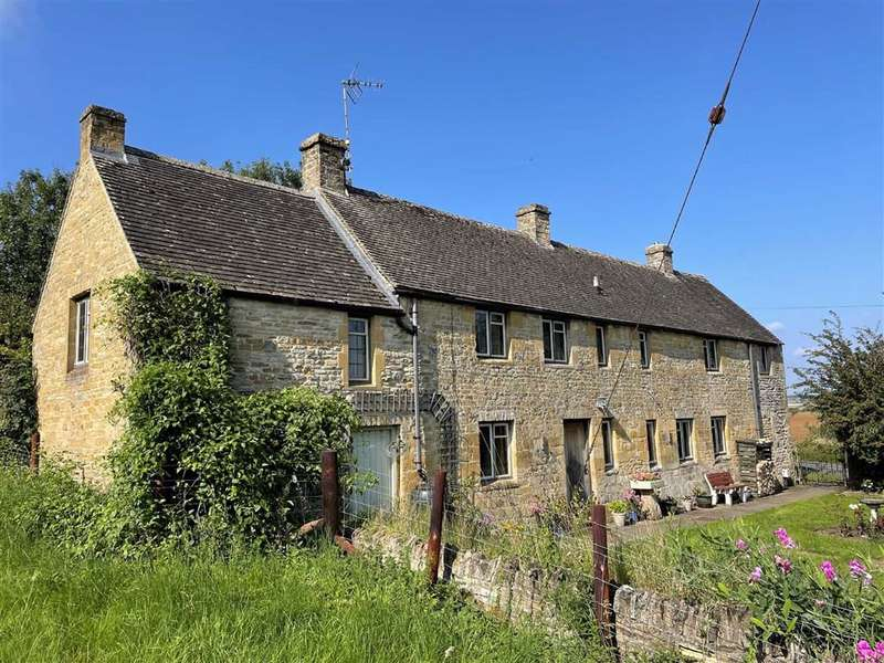 3 Bedrooms Detached House for sale in Stow Road, Near Andoversford, Gloucestershire