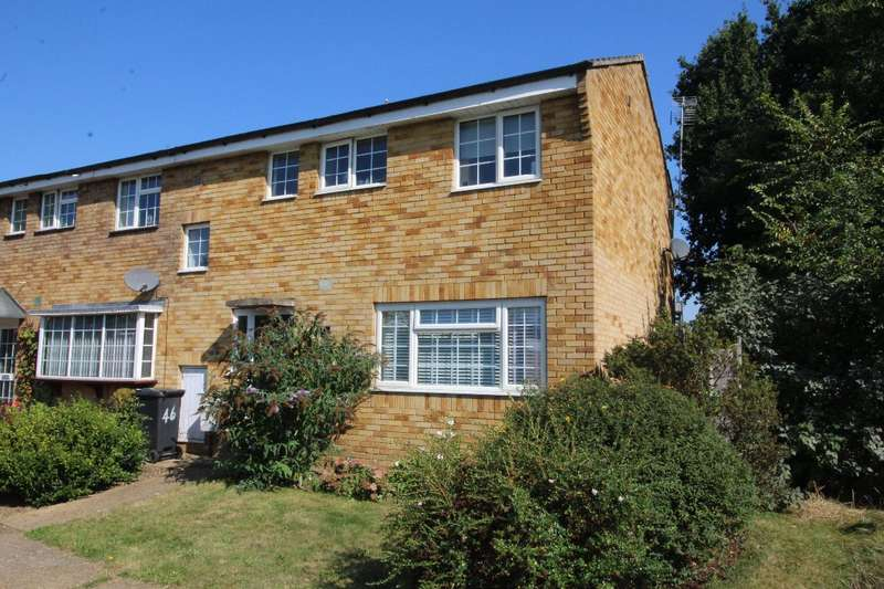 3 Bedrooms End Of Terrace House for sale in Holly Walk, Witham