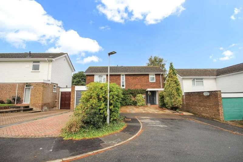 4 Bedrooms Detached House for sale in Sylvanus, Bracknell