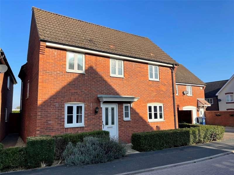 4 Bedrooms Property for sale in Nightjar Road, Brockworth GL3