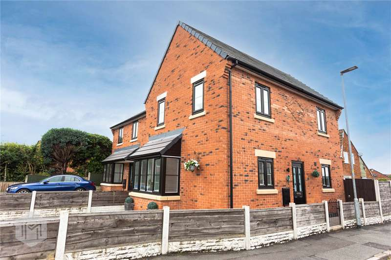 3 Bedrooms Semi Detached House for sale in Taylor Road, Hindley Green, Wigan, WN2