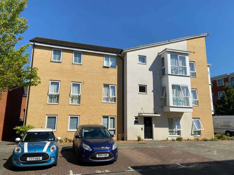 1 Bedroom Apartment Flat for sale in Havergate Way, Reading