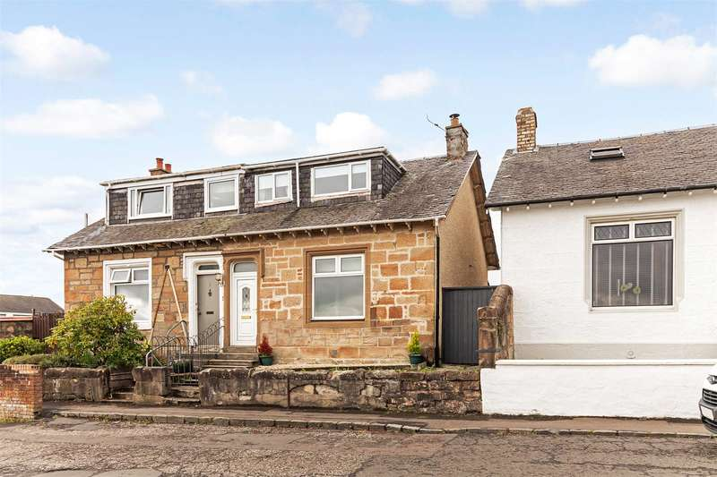 3 Bedrooms Semi Detached House for sale in Thomson Street, Kilmarnock