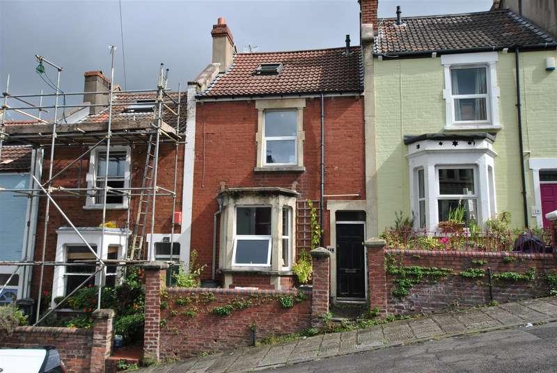 3 Bedrooms Terraced House for sale in Upper Street, Totterdown, Bristol