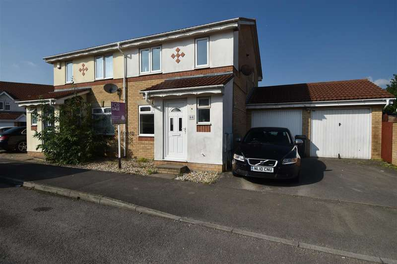 3 Bedrooms Semi Detached House for sale in Gorse Cover Road, Severn Beach
