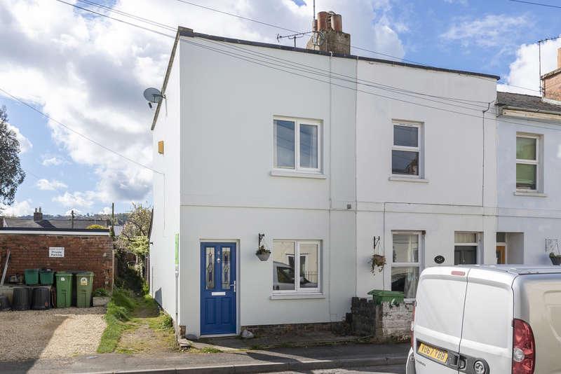 2 Bedrooms End Of Terrace House for sale in Short Street, Cheltenham GL53 0DZ