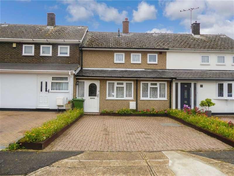 2 Bedrooms Terraced House for sale in Dengayne, , Basildon, Essex