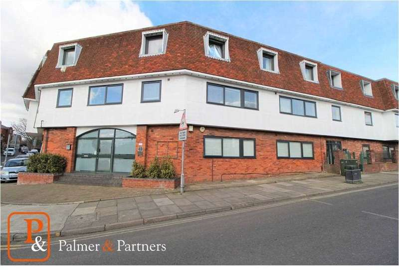 2 Bedrooms Apartment Flat for sale in East Street, Colchester, CO1