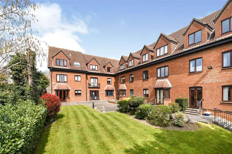 1 Bedroom Retirement Property for sale in Sawyers Court, Chelmsford Road, Brentwood, Essex