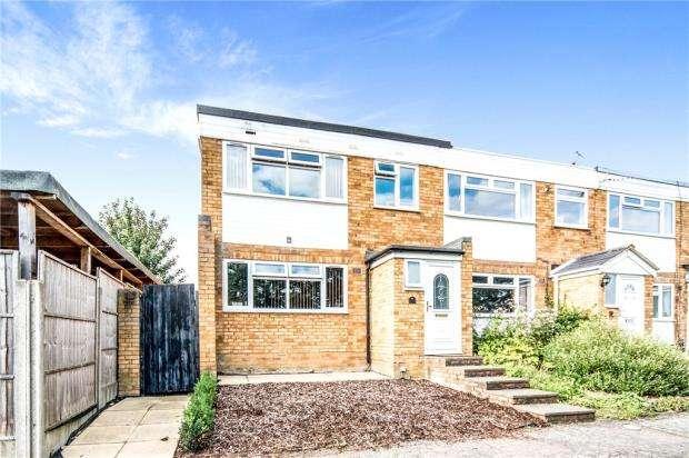 3 Bedrooms House for sale in Landseer Walk, Manton Heights, Bedford