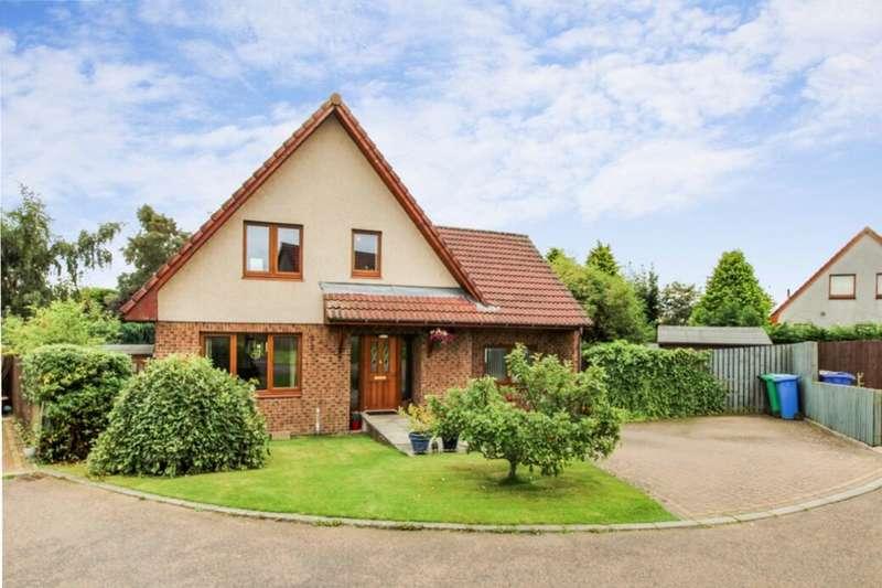 4 Bedrooms Detached House for sale in Fernbank Avenue, Windygates, Leven, KY8
