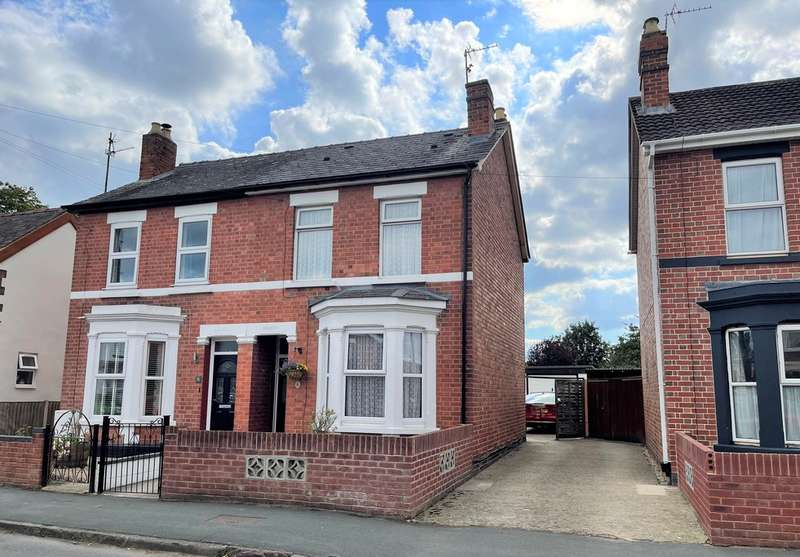 3 Bedrooms Semi Detached House for sale in Sisson Road, Longlevens, Gloucester, GL2