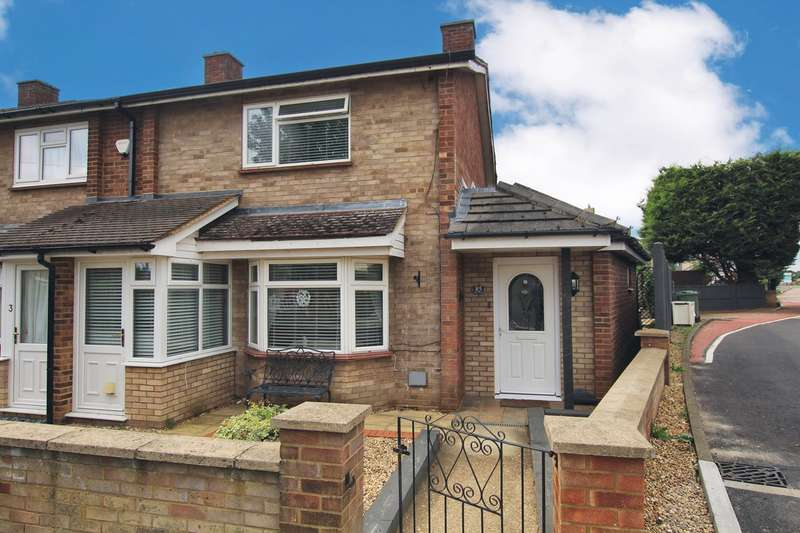 2 Bedrooms End Of Terrace House for sale in Newtown, Potton, SG19