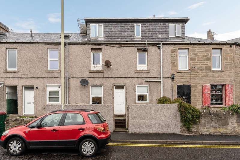 2 Bedrooms Flat for sale in Milnbank Road, Dundee, DD1 5QA