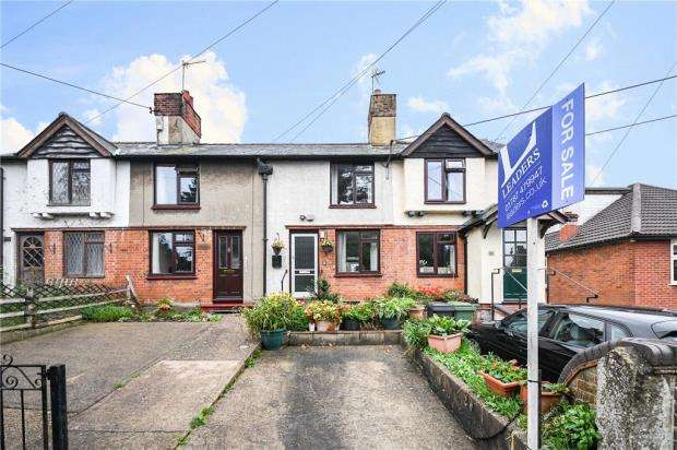 2 Bedrooms Terraced House for sale in Tidings Hill, Halstead, Essex