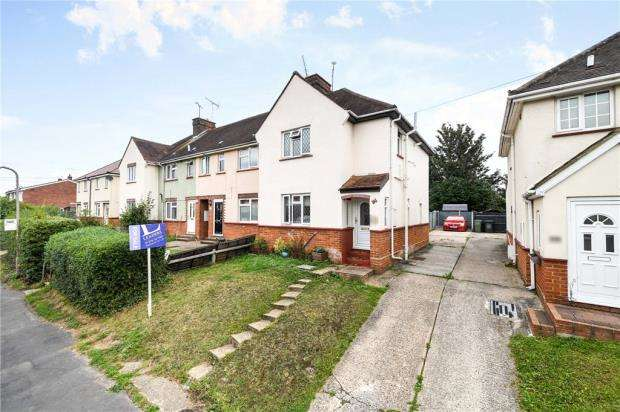 3 Bedrooms End Of Terrace House for sale in Church Street, Witham, Essex