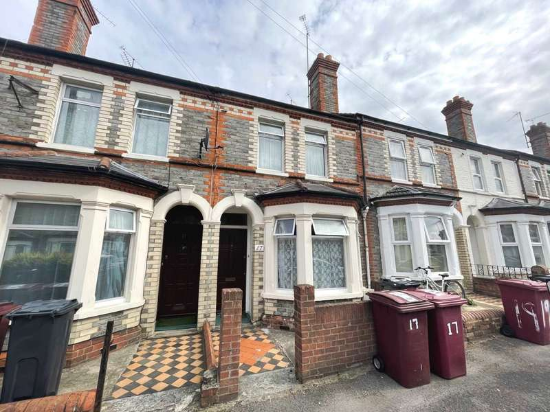 5 Bedrooms Terraced House for sale in Norris Road, Reading