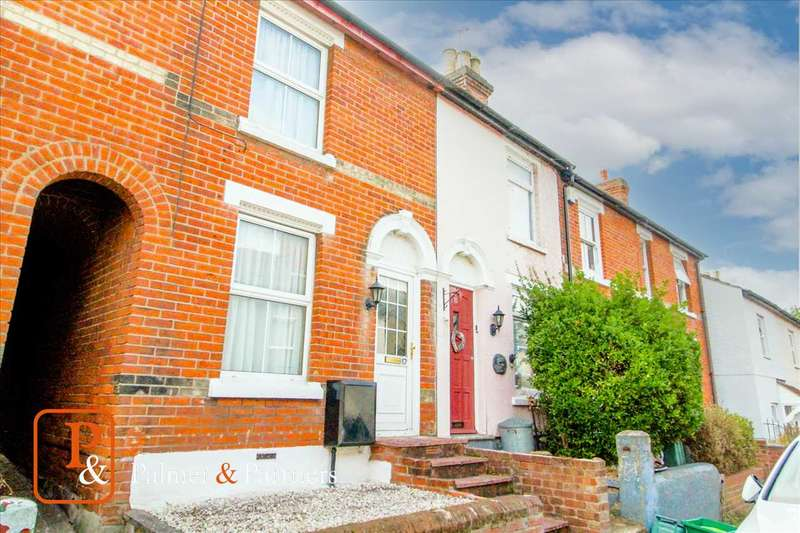 2 Bedrooms Terraced House for sale in Fairfax Road, Colchester