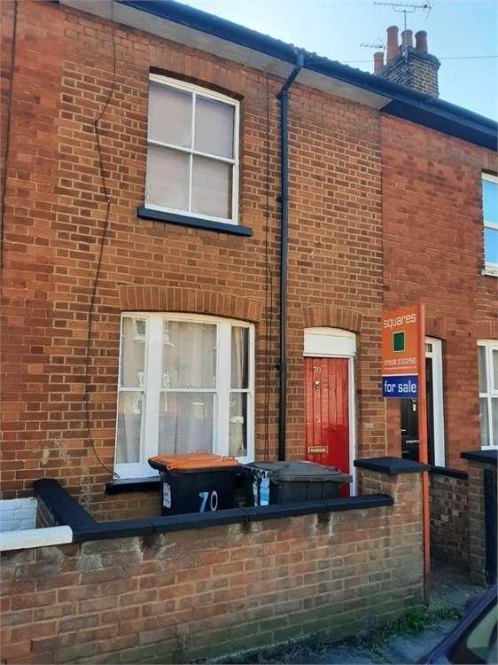2 Bedrooms Terraced House for sale in Vandyke Road, Leighton Buzzard, Bedfordshire